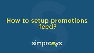 How to Submit Promotions' Feed in Google Shopping for a Shopify Stores?