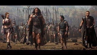 Hercules Movie Official Trailer #2