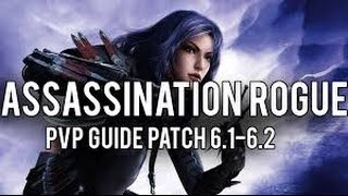 2900+ Rank 1 Gladiator Rogue PVP Guide (Patch 6.2.2)