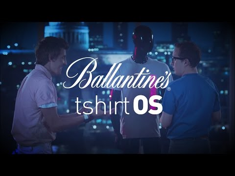 tshirtOS :: T-shirt of the future