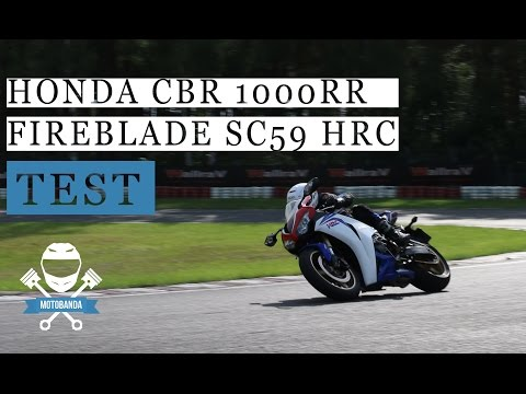 Honda CBR 1000RR Fireblade - Pierwszy Super Sport z ABS. Ride & Review- motobanda.pl