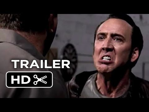 Tokarev Official Trailer #1 (2014) - Nicolas Cage Thriller HD