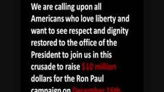 Ron Paul Boston Tea Party 2
