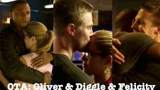 OTA: Oliver & Diggle & Felicity | To Build a Home