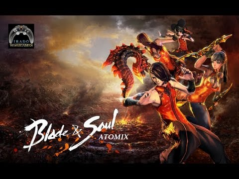 Blade & Soul Atomix Servidor privado GAMEPLAY {JOGUE AGORA}
