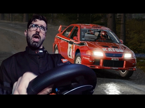 Dirt 4 Driving School: How to Race in Dangerous Environments (Ep3)