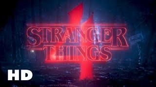 STRANGER THINGS 4 : First teaser Trailer Of season 4 ( NETFLIX 2020 )