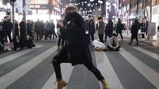 JHKTV]신촌공연 디오비shin chon k-pop dance dob(ty) sex