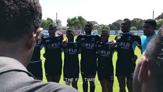Rugby World Cup 7s: Fiji Airways Fiji 7s men's team