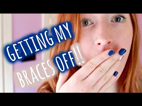 Getting My Braces Off?! Before & After