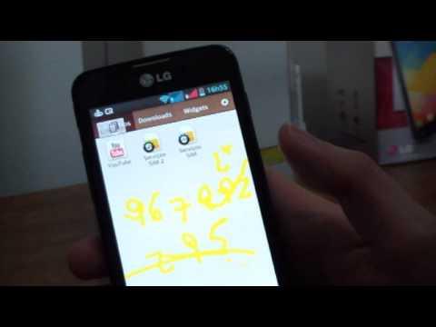 LG OPTIMUS L5 II DUAL E455  - REVIEW RÁPIDO