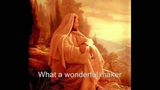 Watch Jeremy Camp Wonderful Maker video