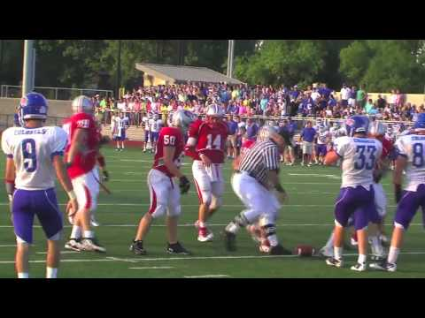 Zeke Pike - Dixie QB Highlights vs CovCath