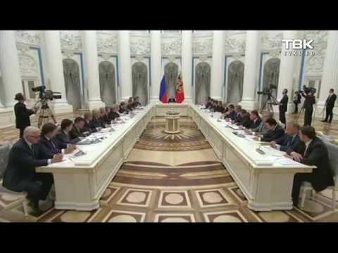 Как менялись обещания Владимира Путина в течение 13-ти лет