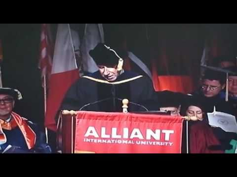 Alliant International University Commencement Ceremony (May 27, 2011)