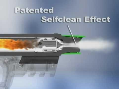 Pistolet lacrymogène JPX™ Jet Protector®