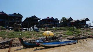 Trip to Siem Reap - Tonle Sap lake / Cambodia