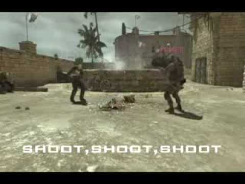 MW3 Skits-Carol of the Shells