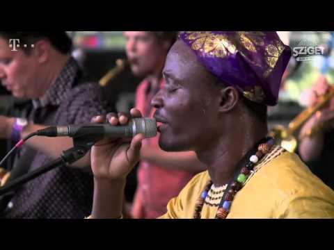 Full Show - Helsinki-Cotonou Ensemble LIVE @ Sziget Festival 2015