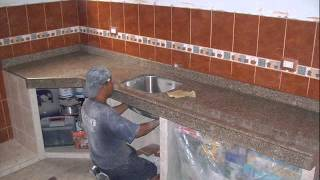 Play youtube video barra cosina for Como instalar una cocina integral de madera
