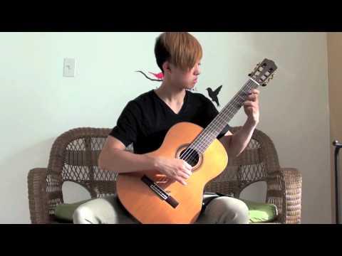 Sungmin Lee: Leo Brouwer - 'Una Dia De Noviembre' - Classical Guitar