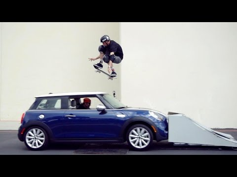 Skaters In Cars: Tony Hawk | Part 2