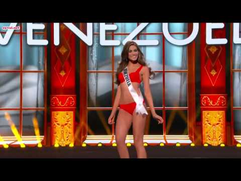 Maria Gabriela Isler bikini Miss universe 2013