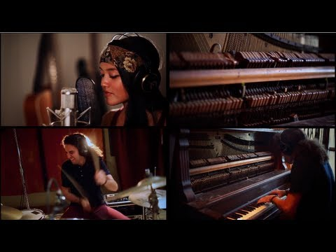 Studio Sessions #1: Us x Rihanna