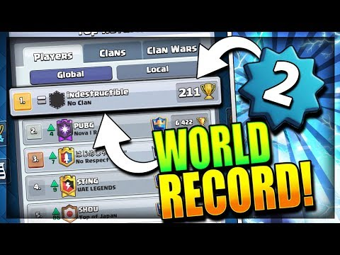 INSANE LVL 2 BREAKS WORLD RECORD?? #1 PLAYER in the WORLD!