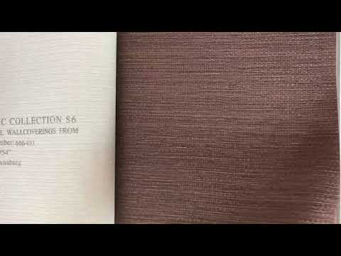 B6-10 Fashion Design Fire Retardant Hotel Vinyl Wallcovering for Interior Decoration