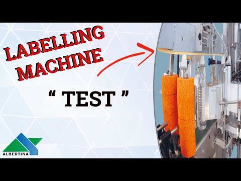 Albertina - Test of labelling precision