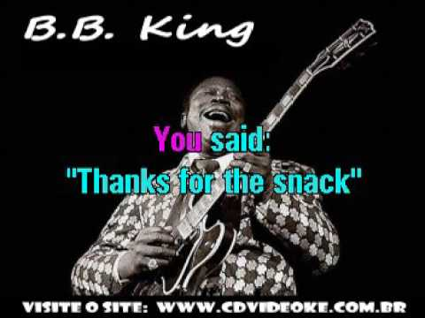 B B  King   How Blue Can You Get