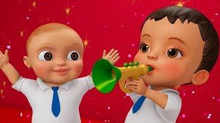 குழந்தைகள் தின கொண்டாட்டம் | Tamil Rhymes for Children | Infobells