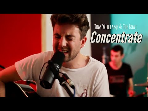 Tom Williams & The Boat - Concentrate (Animal Soundlocker Session)