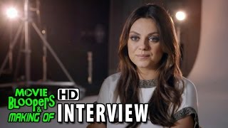 Jupiter Ascending (2015) Official Interview With Mila Kunis
