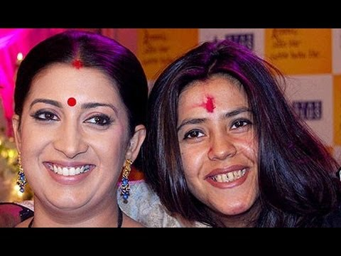 Kyunki Saas Bhi Kabhi Bahu Thi Sequel Ekta Kapoor And Smriti...
