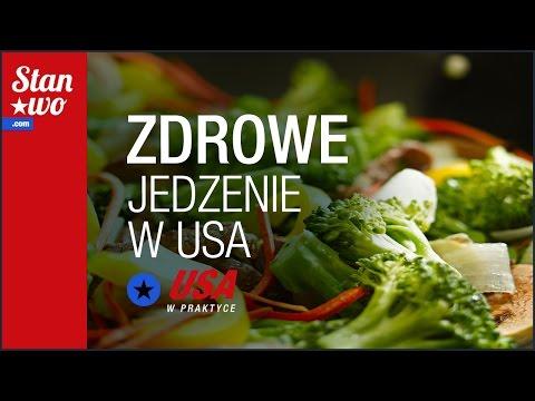 Zdrowe Jedzenie W USA - USA W Praktyce #25