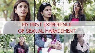 My First Experience of Sexual Harassment ODF
