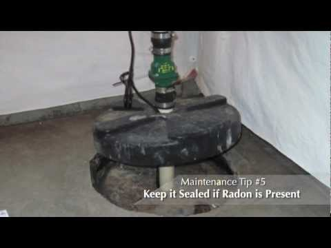 Sump Pumps & Sump Pits Explained