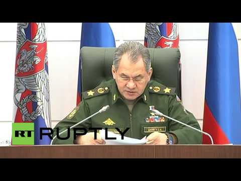 Russia: 'No country will have military superiority over Russia '- Sergei Shoigu