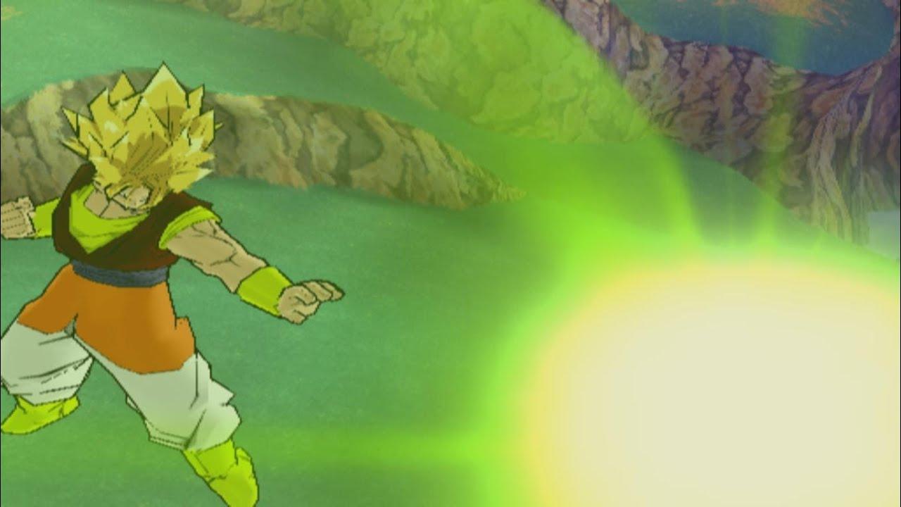 Broly And Goku Potara Fusion  Groly U0026 39 S Shell Spirit Blaster