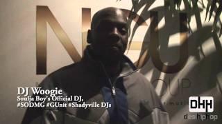 Soulja Boy's Official DJ Woogie Shout Out to DesiHipHop.com
