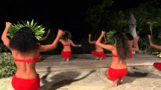French Polynesian dance