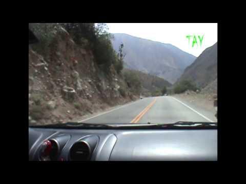 GREAT WALL HAVAL H3 por las carreteras del Peru, Ayacucho a Lima (Los libertadores) )