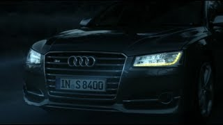 Audi S8 - Matrix LED-Lights