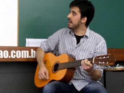 Pronome, pronome ! Veja a música feita pelo professor de português  Thiago de Vasconcellos