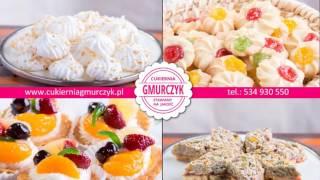 CUKIERNIA GMURCZYK Kawiarnia Słodki Przystanek Ząbki, ciasta torty, wypieki domowe, lody