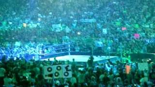 THIS IS WRESTLEMANIA!!!! 3/3 - Triple H's Entrance.
