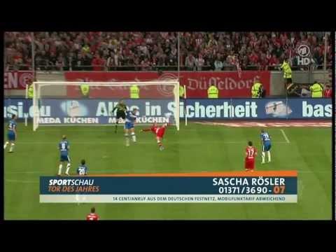 Raul GEWINNT die Wahl !!!!! Platz 1 / Tor 08 von Raul Schalke 04 2:10 (16,23%) Platz 2 / Tor 07 von SASCHA R�SLER Fortuna Düsseldorf 1:58 (12.56%) Platz 3 / ...