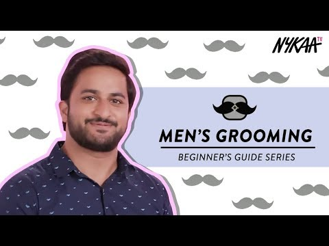 Men's Grooming Series: Beginner's Guide + Tips With Veer Rajwant Singh